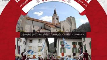 Fagagna alla Festa dei Borghi più Belli del FVG