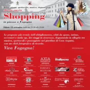 Shopping a Fagagna Espositori